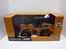 Case IH Construction 621F Wheel Loader Big Farm Lights and Sounds Ertl Toy