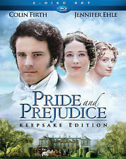Pride & Prejudice [Blu-ray], Good DVD, ,