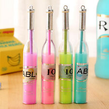 New Creative Funny Cocktail Gel Ink Pen Student Office Stationary Gift New.-pop