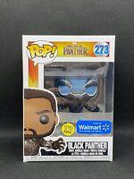Funko POP! Black Panther GITD #273 Walmart Exclusive GITD Imperfect Box