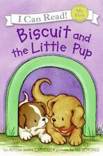 Biscuit and the Little Pup (My First I Can Read), Alyssa Satin Capucilli, 006074