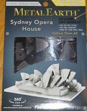 Sydney Opera House Metal Earth 3D Laser Cut Metal Model Fascinations Australia