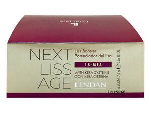 LENDAN Next Liss Age Potenciador del Liso 6 x 7,6 ml Liss Booster Con Queratina