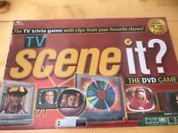 Scene it? The DVD Game The TV Trivia Game 2005 Version Brand New Box Sealed - 6
