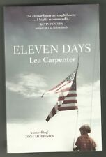 Eleven Days by Lea Carpenter, paperback book