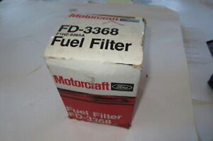 NOS Motorcraft Fuel Filter Gas New Ford F700 F600 F800 1991-1993 FD-3368