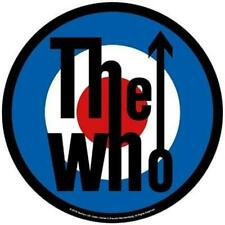 More details for official licensed - the who - target back patch rock mod daltrey quadrophenia