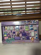 Kameny Housing Play Set For Doll Houses New In Box!*Nice