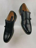 """UV Signature """"G61069-157"""" Men's Monk Strap Cap Brogue Dress Shoes"""