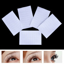 100 X Eyelash Extension Fabrics Pads Stickers Patches Adhesive Tape Tool、New