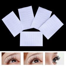 100 X Eyelash Extension Fabrics Pads Stickers Patches Adhesive Tape Tool IU
