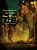 Cages (Second Edition) by Dave McKean Book The Fast Free Shipping