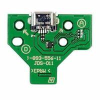 1X(2 Pin USB Ladegerät Anschluss Sockel Platine JDS-011 FÜR Sony PS4 Controll E5