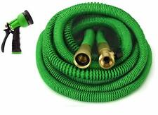 Expandable Garden Hose, Water Hose with High Pressure Hose Spray Nozzle (50 Ft)
