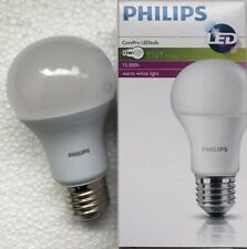 Philips LED Bulb CorePro Not Dimmable Mat 15.000h E27 Warm White 2700k 11w/13w 13w