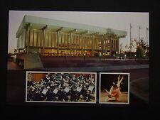 AUSTRALIA POST PRE-STAMPED 27c SERIES IV 4-WA3 CONCERT HALL PERTH 1982 POSTCARD