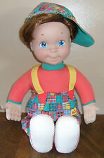 RARE 1993 My Buddy Doll! Hip 1990s Version! Red Hair, Cool Hat! WOW! Vintage Toy