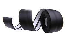 Skirting Board - Flexible - Self Adhesive tape 5 10 15 20 meters Black