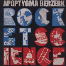 APOPTYGMA BERZERK Rocket Science CD 2009