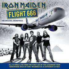 Iron Maiden - Flight 666: The Original Soundtrack [New CD]