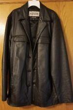 Leather jacket, M. Julian Leather jacket, Wilsons Leather,  Mens L