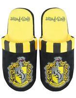 Harry Potter Hogwarts House Hufflepuff Men's Slippers