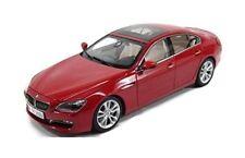 Bmw 6 Series Gran Coupe Année 2014 Rouge 1 18 Paragon Models