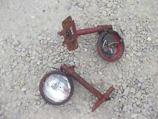 Farmall 300 350 400 450 Tractor Front Ih Frt Light Amp Mounting Mount Brackets