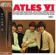 BEATLES - VI ( MINI LP AUDIO CD with OBI )