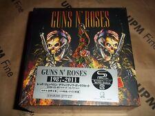 Guns N' Roses CD1987-2011 BOX 9CD+2DVD Full Box Photo Collection Sealed