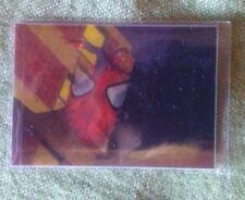 1996 Marvel Motion Trading Cards 3-D Motion card Nº 28 Spider-Man