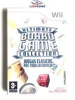 Ultimate Board Game Collection PAL/SPA Wii Precintado Nuevo Sealed New Retro
