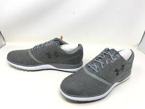 Mens Under Armour (3020064-102) Performance Sl Snbrla golf shoes (R31)