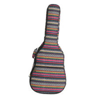 Custodia morbida imbottita per chitarra acustica da 40/41 pollici per parti di
