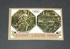 32 1904 MEDAILLE SAINT-LOUIS PANINI OLYMPIA 1896 - 1972 JEUX OLYMPIQUES OLYMPIC