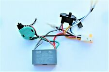 HUNTER CEILING FAN NEW PARTS -8903 WIRING HARNESS(CAPACITOR/REV.SW./POWER SWITCH