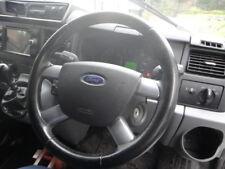 ford transit mk7 leather steering wheel
