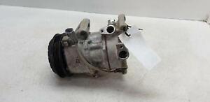 2020 TOYOTA YARIS A/C Compressor Mk3 (XP130) 1.5 Petrol (2NR-FKE) GE2-456704