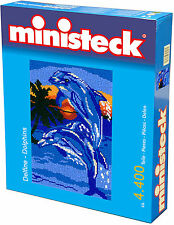 Ministeck Pixel Puzzle (31318): Dolphins with Sunset 4400 pieces