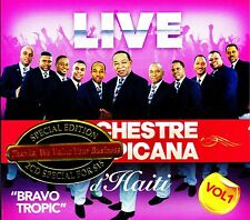 ORCH.TROPICANA d'Haiti Live CD1 Haitian Kompa Special-bravo tropic New-RELEASE-