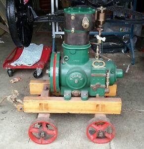 Stuart Turner Stationary Steam Marine Engine