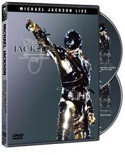 Michael Jackson : History Tour Live In Copenhagen DVD