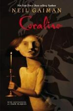 Coraline by Neil Gaiman (2002, Hardcover)