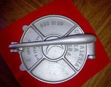 Mexican 100% Aluminum Manual Tortilla Press - Large SIZE