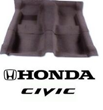 Honda Civic Molded Carpet 92 93 94 95 96 97 98 99 00 Free Shipping