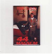 """ERIC DAVIS / 44 MAGNUM 2"""" x 3"""" POSTER FRIDGE MAGNET costacos cincinnati reds"""