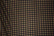 Houndstooth Ponte Print #1 Dbl Knit Polyester Spandex Lycra Stretch Fabric BTY
