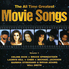 All Time Greatest Movie Songs, Vol. 1 by Various Artists (CD, Jul-2003, Sony...