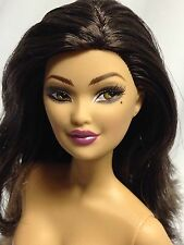 Nude Collector Edition Barbie Doll Kira Model Muse Mutya Asian