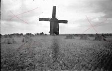 NEGATIV - 30iger Jahre Art Deco Windmühle Mühle Mill windmill